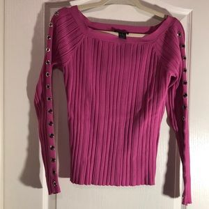 DOLCE &  FABULOSO SZ L PINK